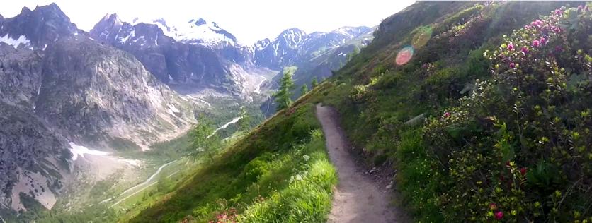 Tour du Mont Blanc - reco UTMB