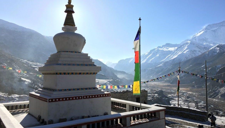 Tour des Annapurnas sans guide - blog