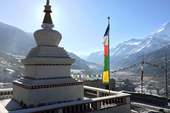 Tour Des Annapurnas Sans Guide