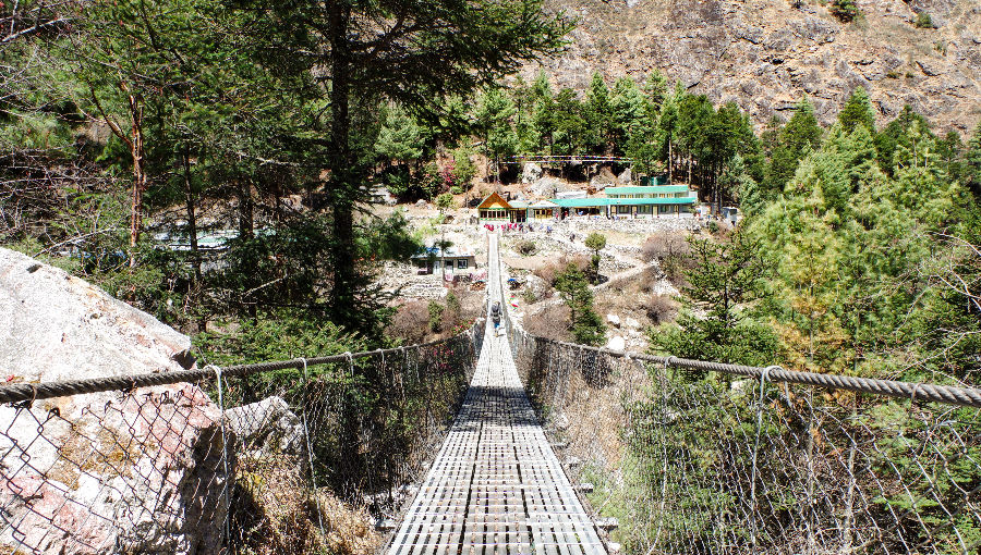 Trekking de l'Everest Base Camp via les 3 passes