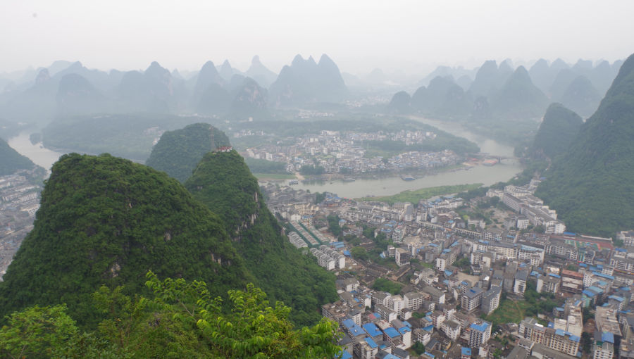 itinéraire chine 1 mois - yangshuo