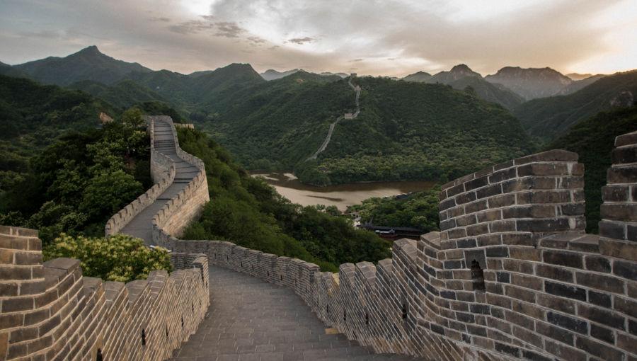 la grande muraille de chine à huanghuacheng
