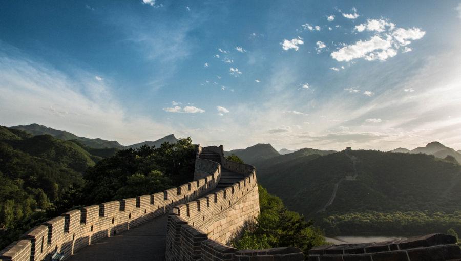 itinéraire chine 1 mois - muraille de chine