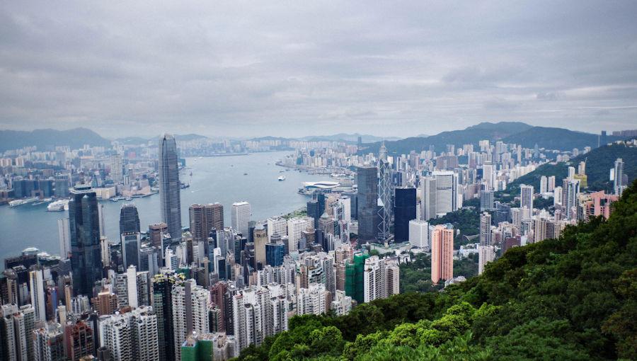 itinéraire chine 1 mois - hongkong blog