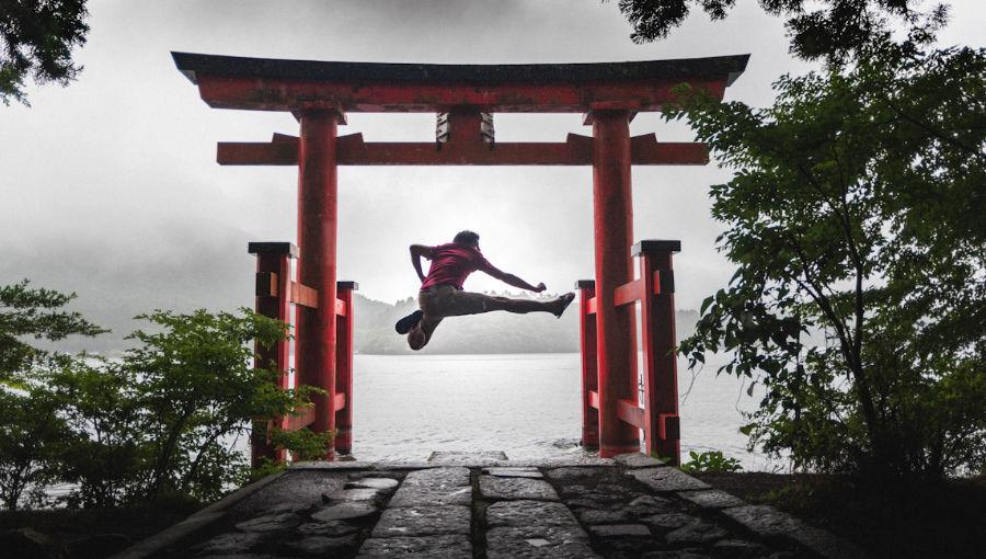 Road trip au Japon - en Van - contact