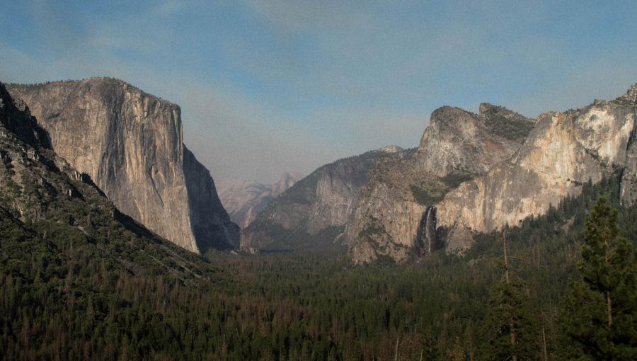 Visiter Yosemite National Park - Randonnée dans le Yosemite Valley