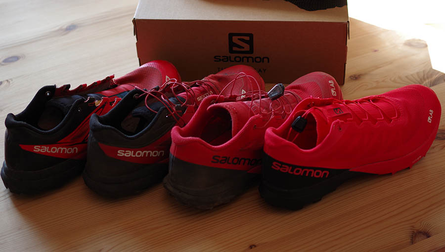 TEST : Salomon S-lab Sense 7 SG